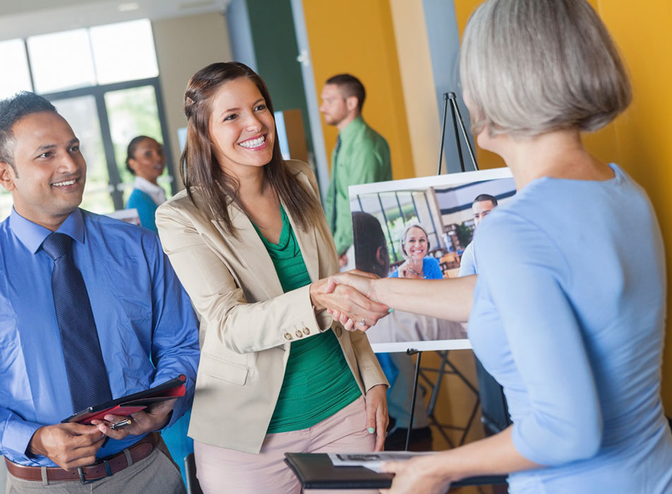 If you take the time to prepare and follow some career fair basics you'll stand out from the crowd and make a great first impression with potential employers.