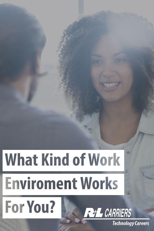 Work Enviroment