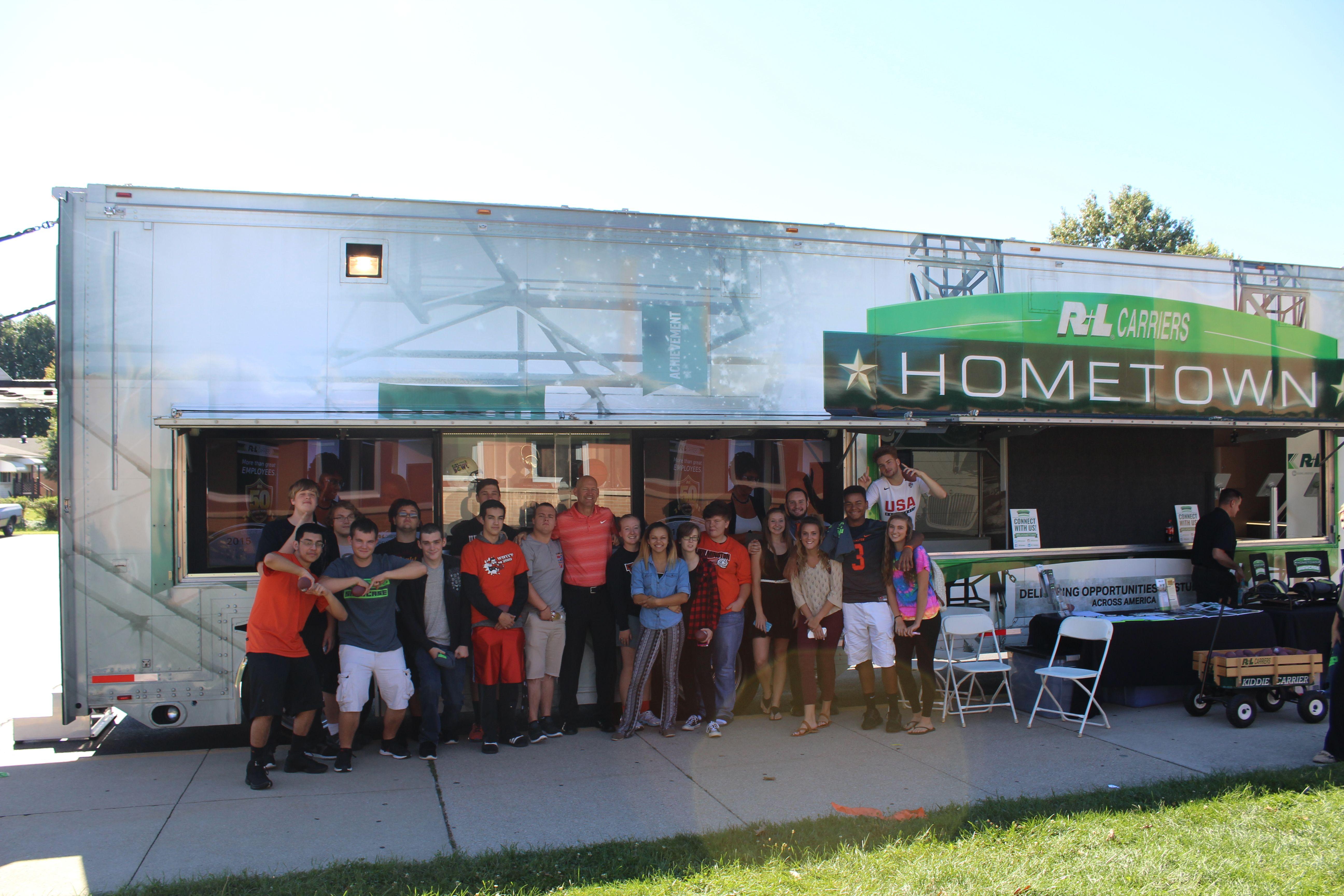 Hometown showcase class