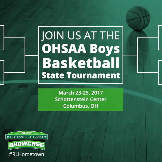 2017 OHSAA Boys Basketball Tournament - Hometown Showcase
