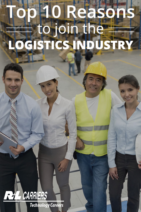 logistics industry employees