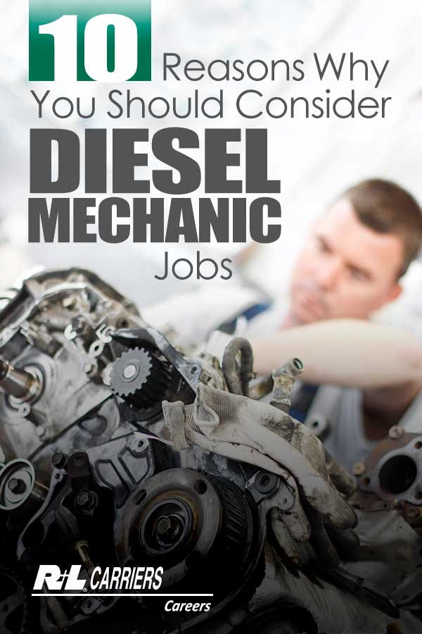 diesel mechanic jobs pin